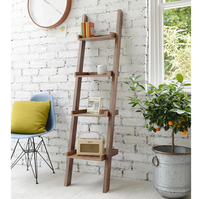 Escala shelf walnut