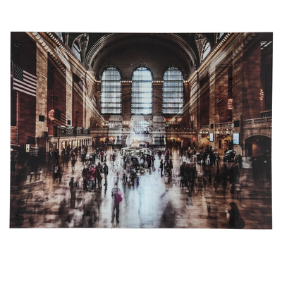Grand central station New York City art