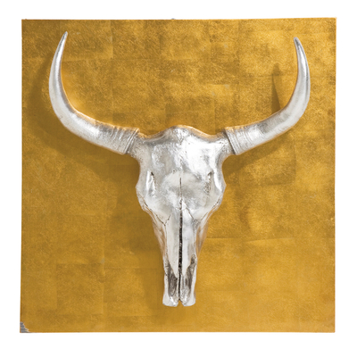 Bison wall decoration