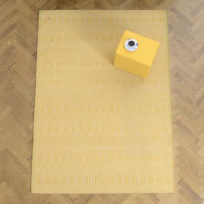 Tunis rug medium mustard