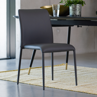 Svelte dining chair grey
