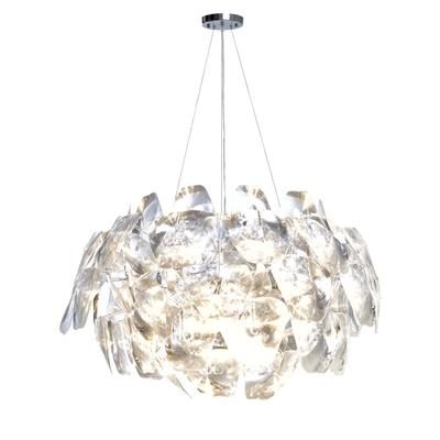Sphere ball pendant light large