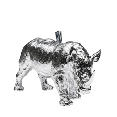 Rhino money box chrome