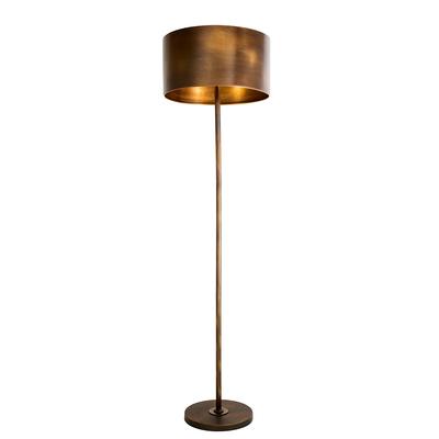 Alba floor light brass