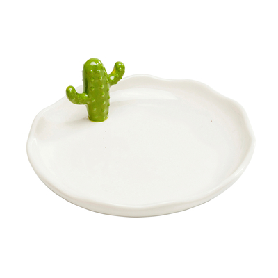 Cactus plate small
