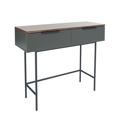 Antwerp contrast console table