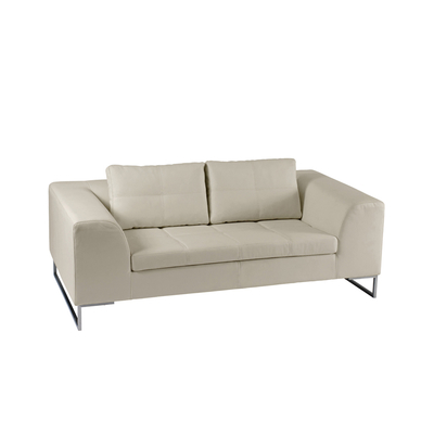 Vienna two seater sofa stone