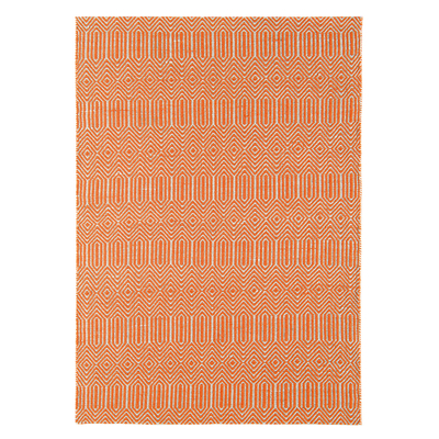 Tunis rug medium orange