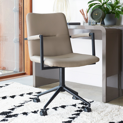 Bureau office chair stone