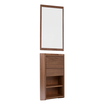 Palo hallway unit with mirror