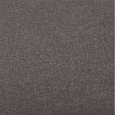Fabric sample for dark grey fabric - Malmo range