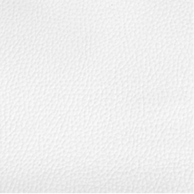 Fabric sample for white leather - ...
