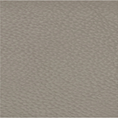 Fabric sample for light grey faux leather - Paris range