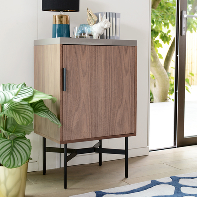 Botella one door drinks cabinet