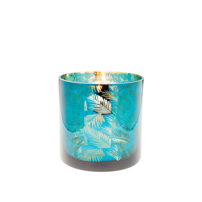 Tropical candle holder large