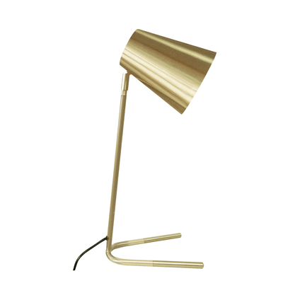 Acento table light gold