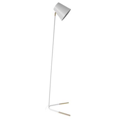 Acento floor light white