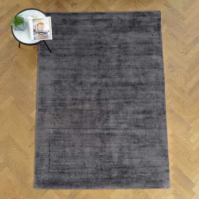Lancet rug extra large charcoal