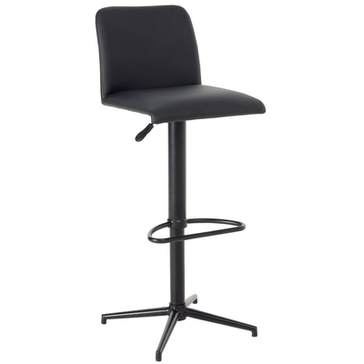 Barco bar stool black