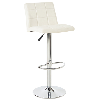 Jenkins bar stool white