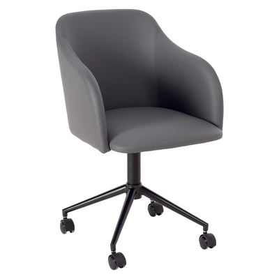 Casa office chair grey