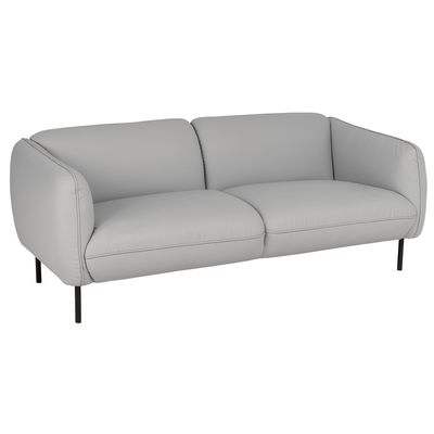 Valletta two seater sofa stone