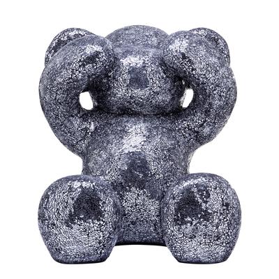 Crystal bear figure