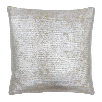Argent cushion silver