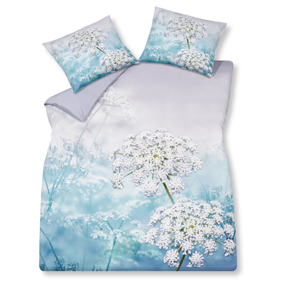 Spring floral duvet set king