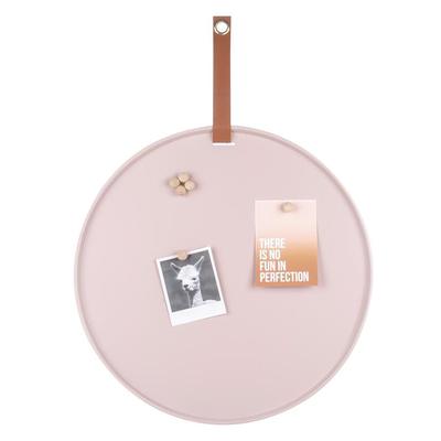 Memo board pink
