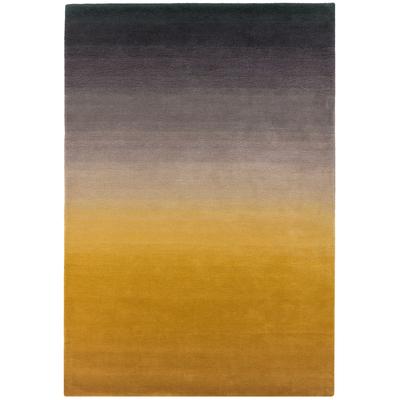 Sunset rug mustard large