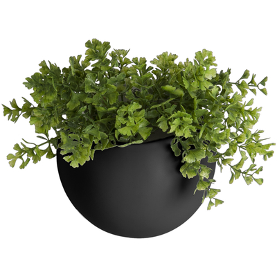 Murus wall planter small black