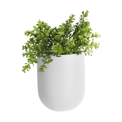 Murus wall planter tall white