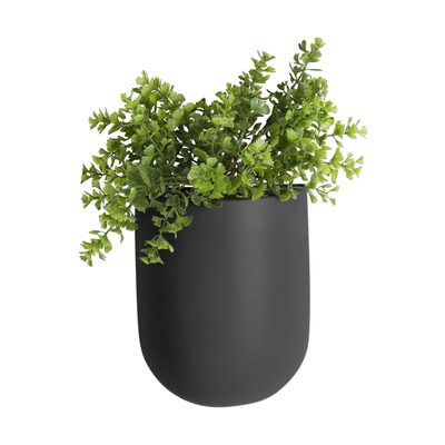 Murus wall planter tall black