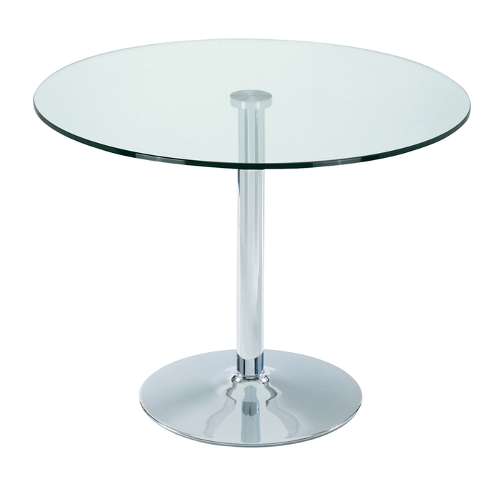 Palermo dining table large clear