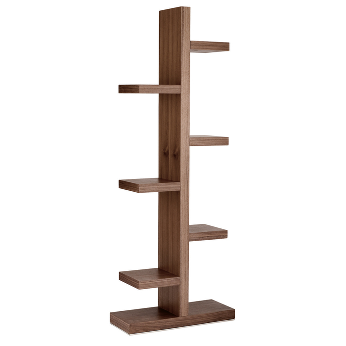 Branch shelving walnut