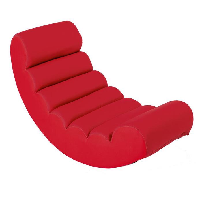 Ripple rocker red