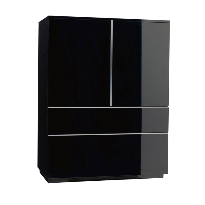 Madison storage cupboard black