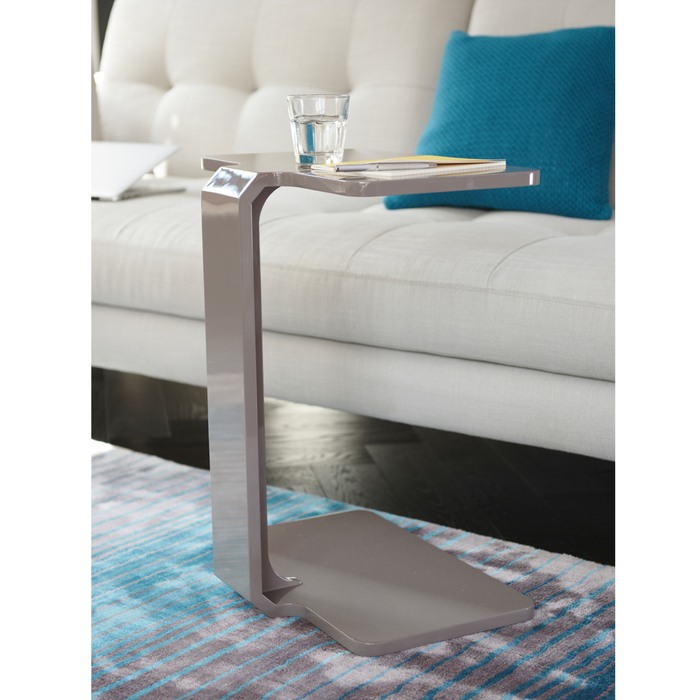 Marcello laptop table stone gloss