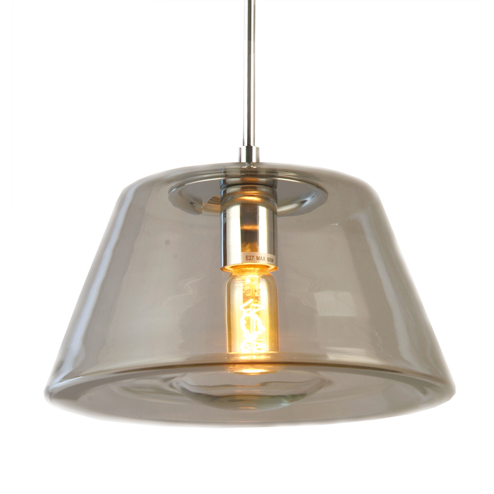 Enclose glass pendant