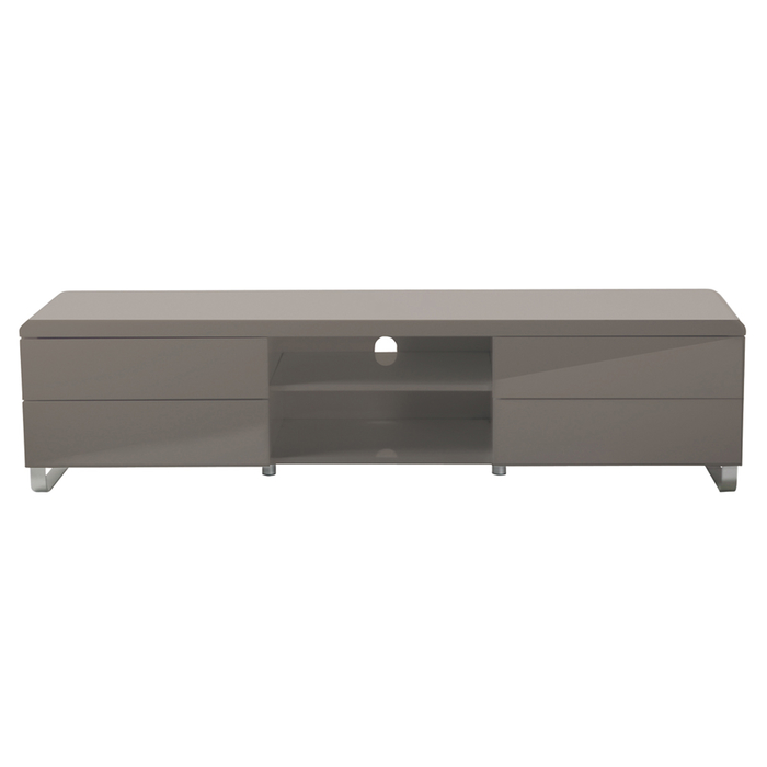 Load TV unit with drawers stone