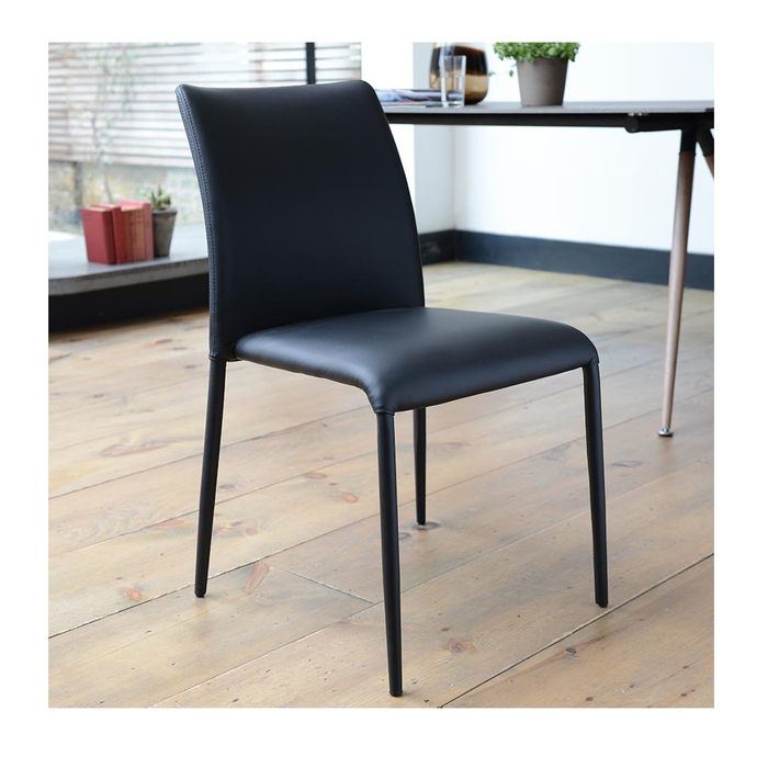 Svelte Dining Chair Black | dwell