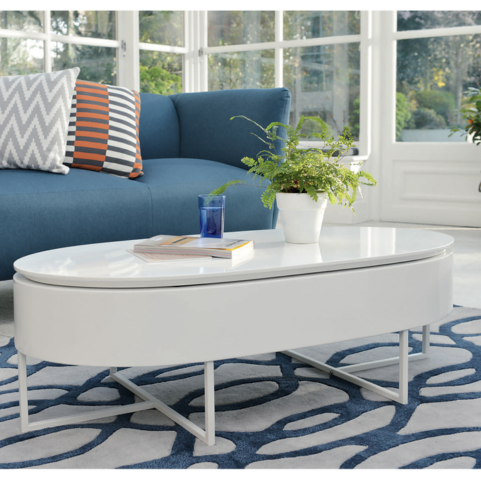 White Lift Up Coffee Table.Pod Lift Up Coffee Table White Dwell 549