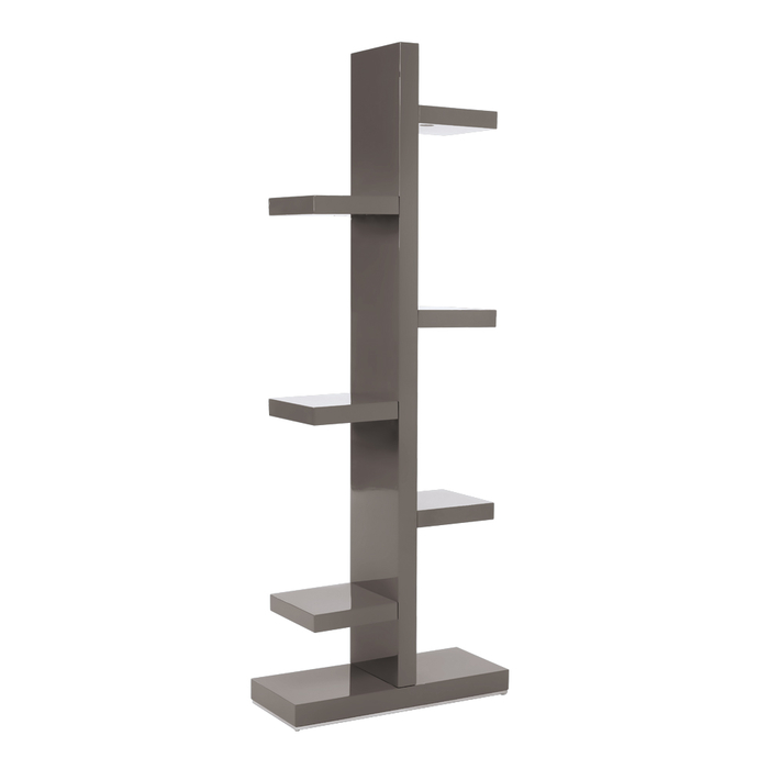 Branch shelving stone