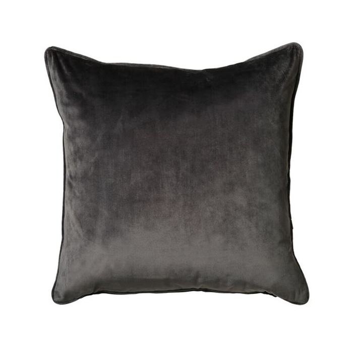 Deluxe cushion charcoal