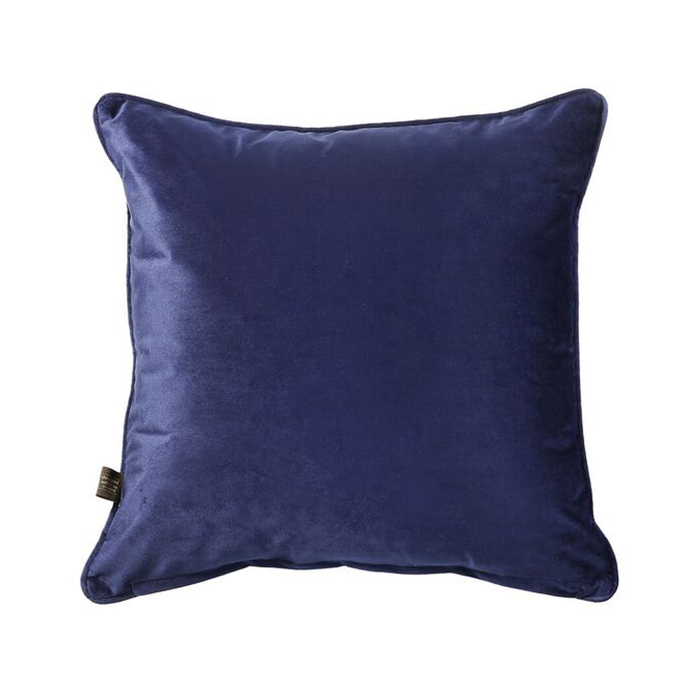 Deluxe cushion royal blue