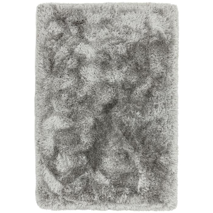 Opulent rug large silver