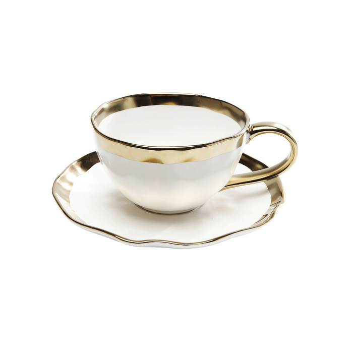 Melle cup and saucer