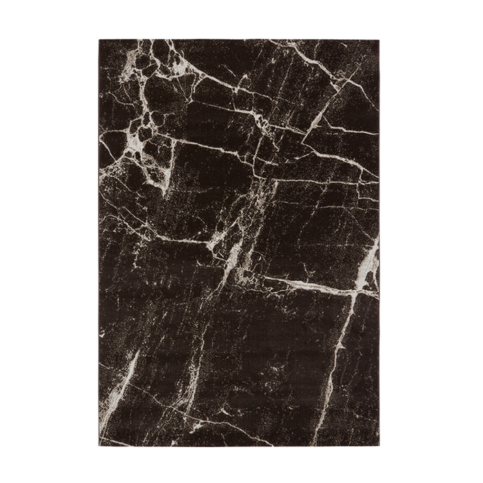 Marble effect rug large