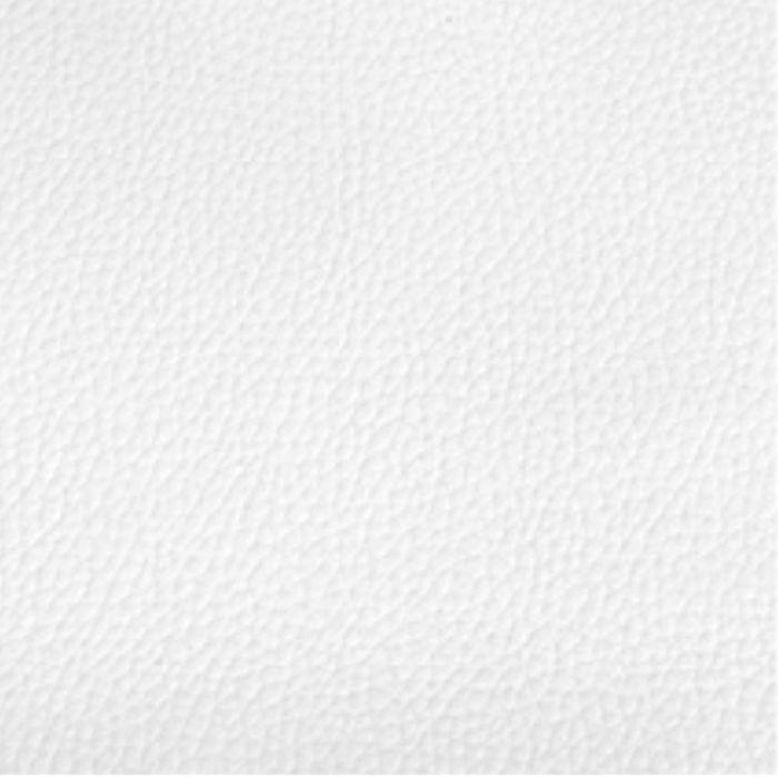 Fabric sample for white leather - Vienna range